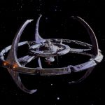 Deep Space Nine in all its glory.